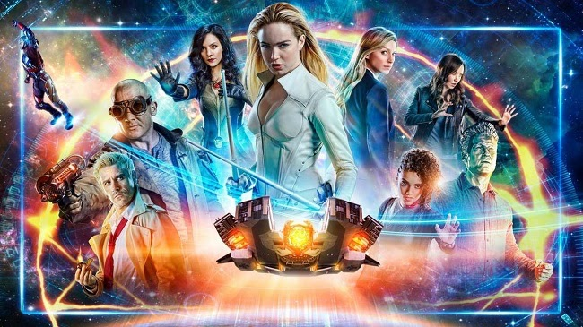 Legends of Tomorrow Season  明日传奇 S5