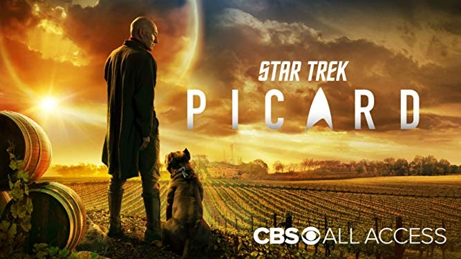 StarTrek Picard 星际迷航:皮卡德
