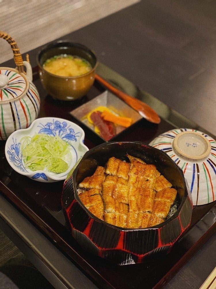 Toku Unagi & Sushi