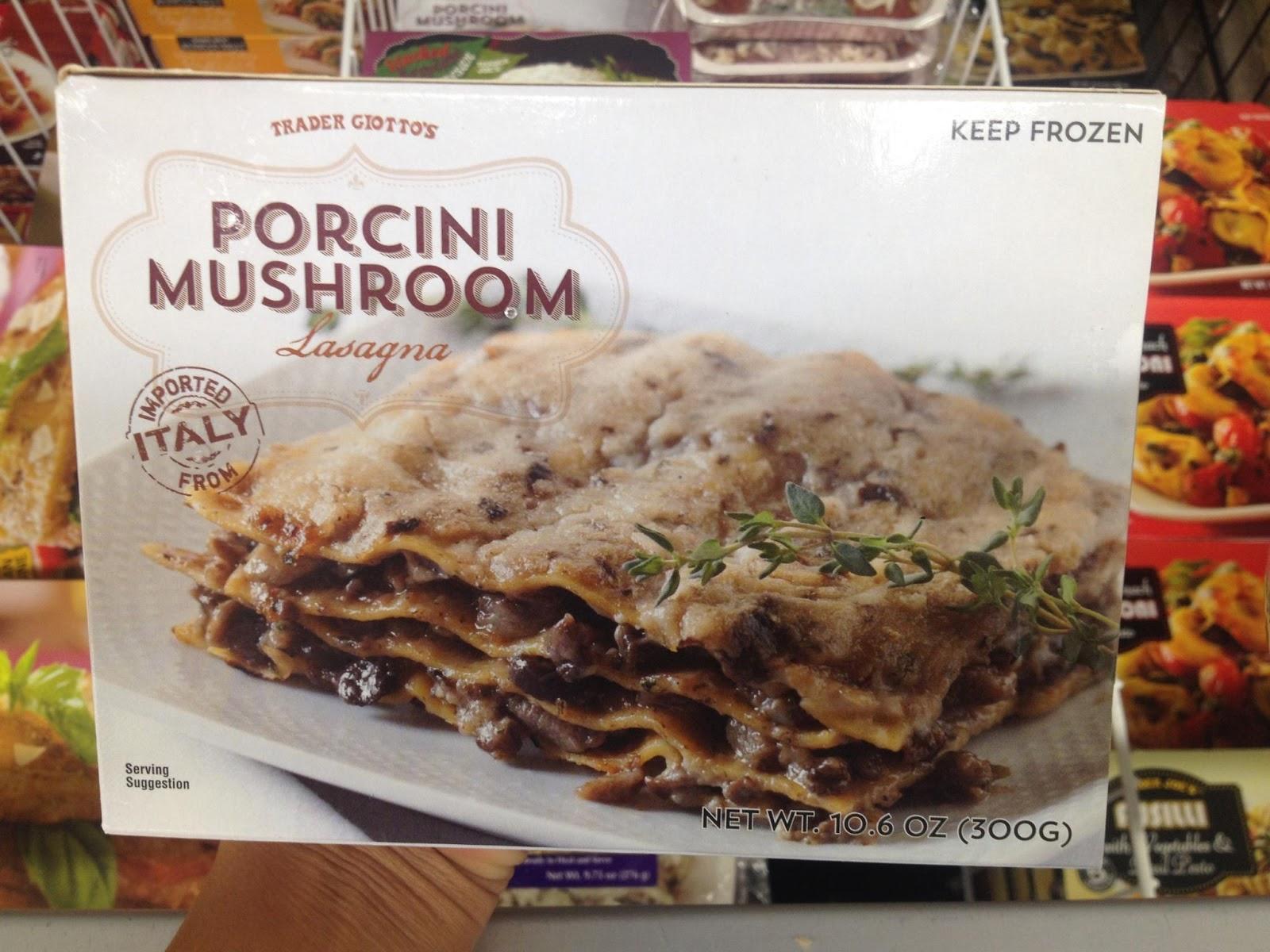 蘑菇千层面| Trader Giotto's