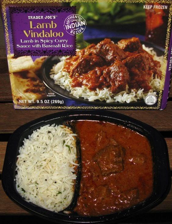 印度咖喱羊肉饭| Trader Joe's