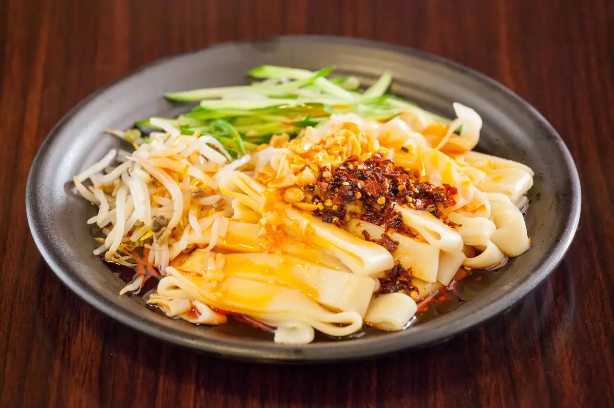 Qin West Noodle 桂陕一家