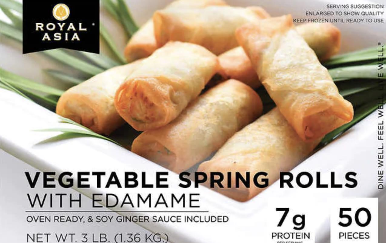 Royal Asia蔬菜春卷