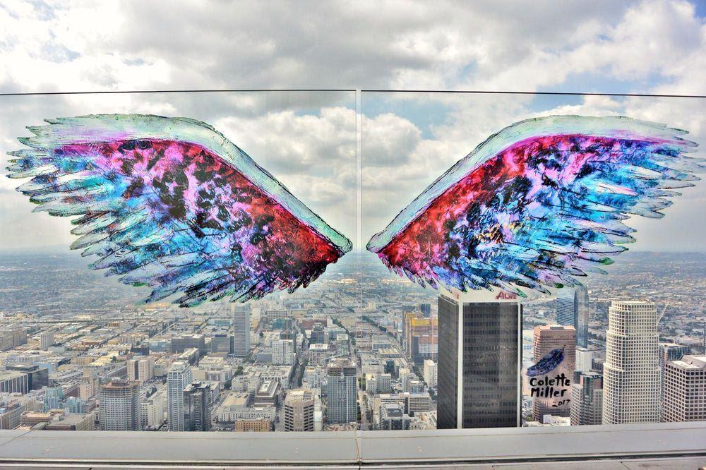 Wings OUE Skyspace LA