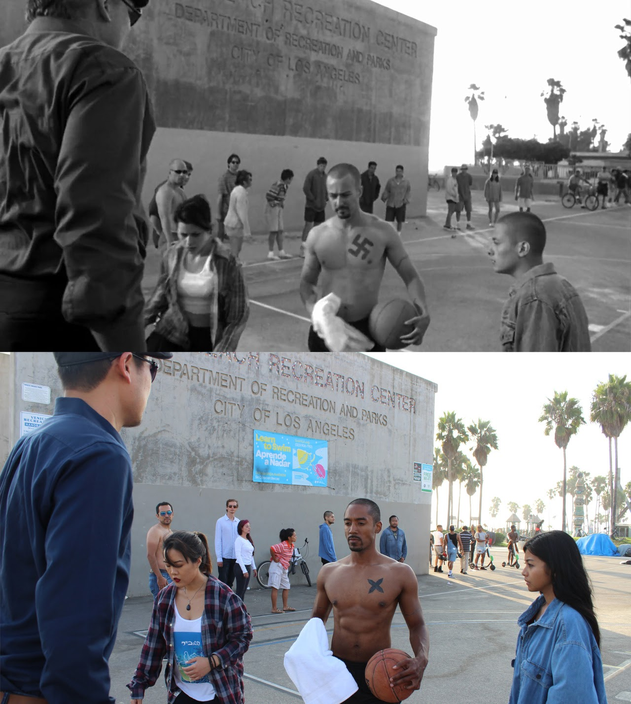 Venice Beach in Movie