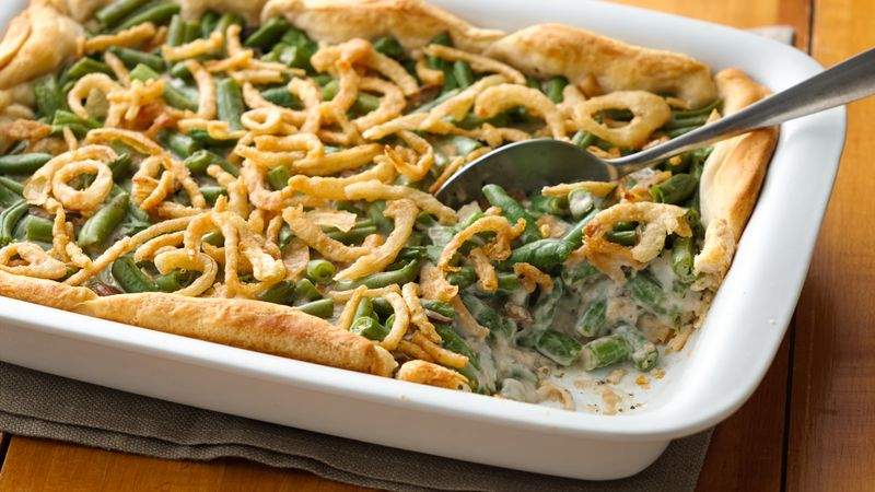 Grands!™ Green Bean Casserole Recipe - Pillsbury.com