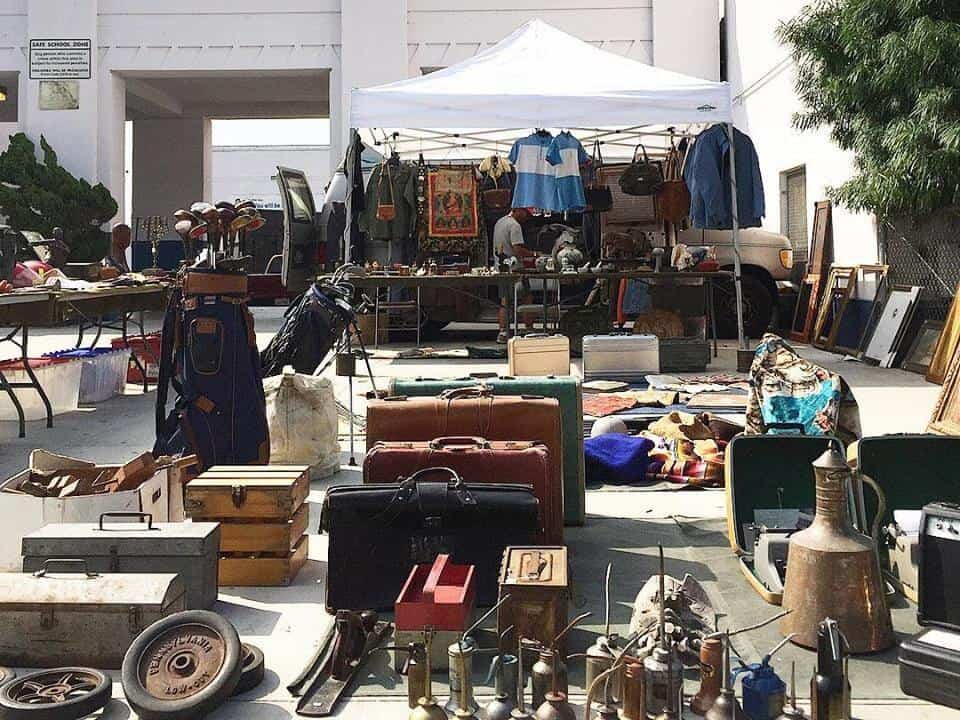 Venice High Flea Market