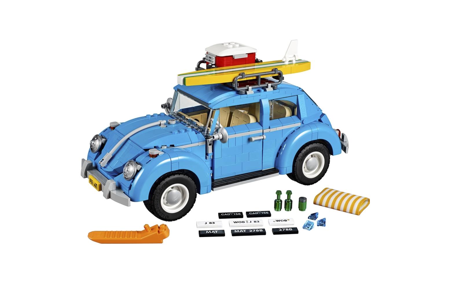 甲壳虫 Volkswagen Beetle(10252)