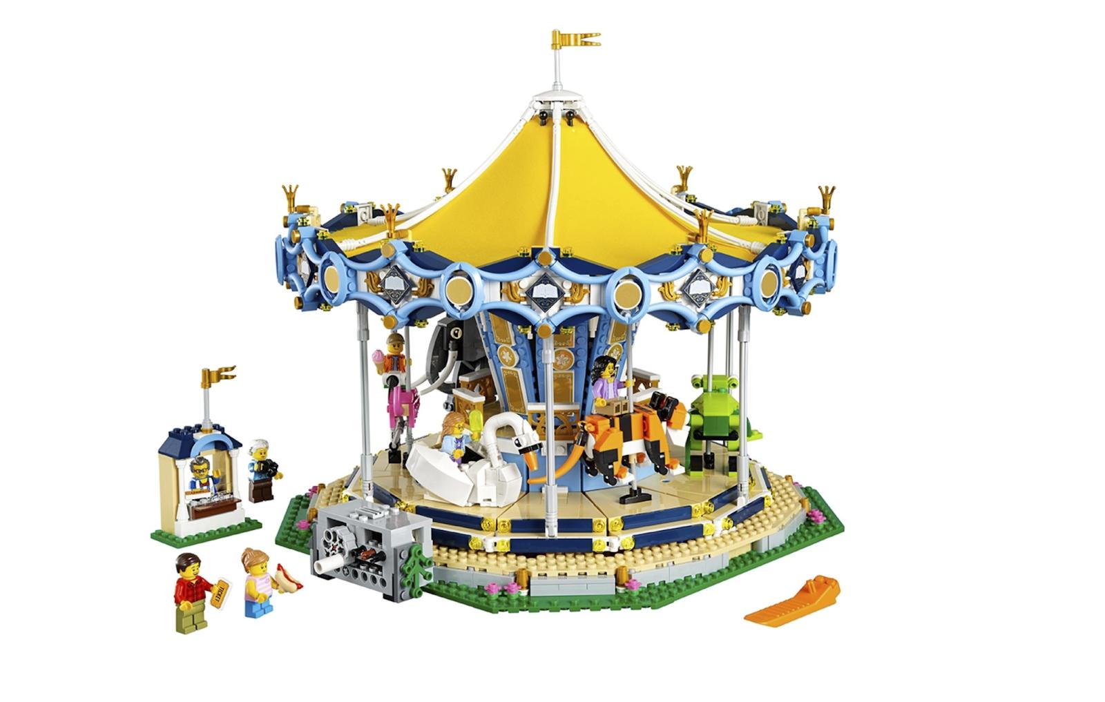 旋转木马 Carousel(10196)