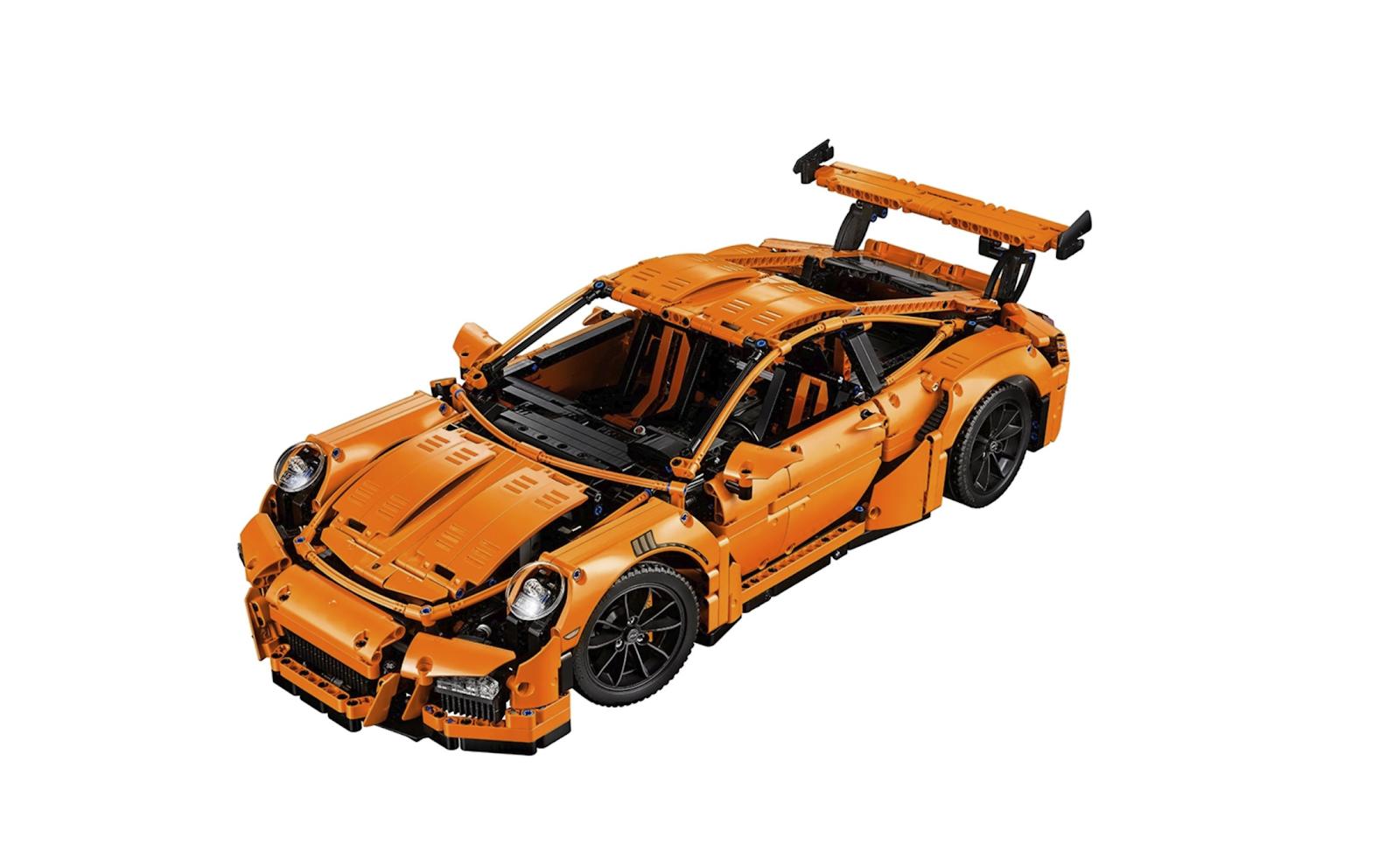 保时捷911 RSR 超级跑车 Porsche 911 GT3 RS(42056)