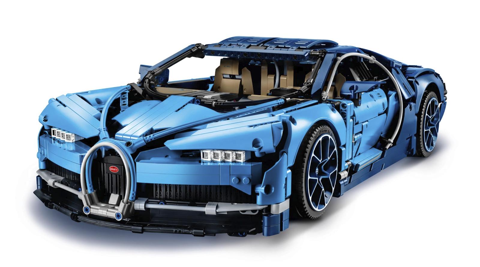 布加迪威龙 Bugatti Chiron(42083)