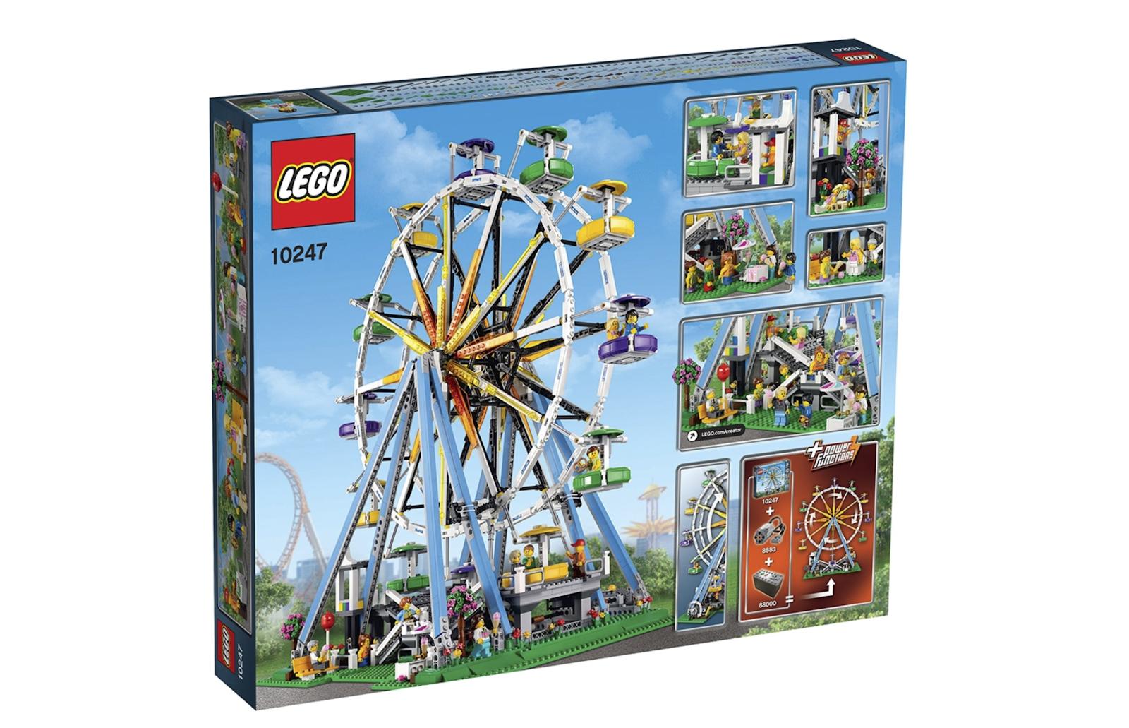 摩天轮 Ferris Wheel(10247)