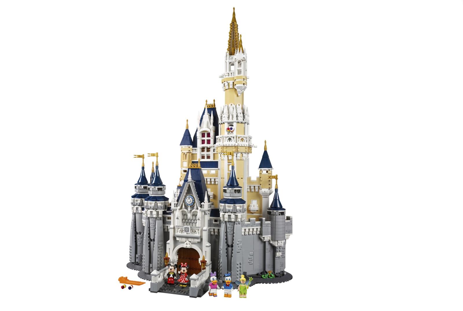 迪士尼城堡 The Disney Castle(71040)