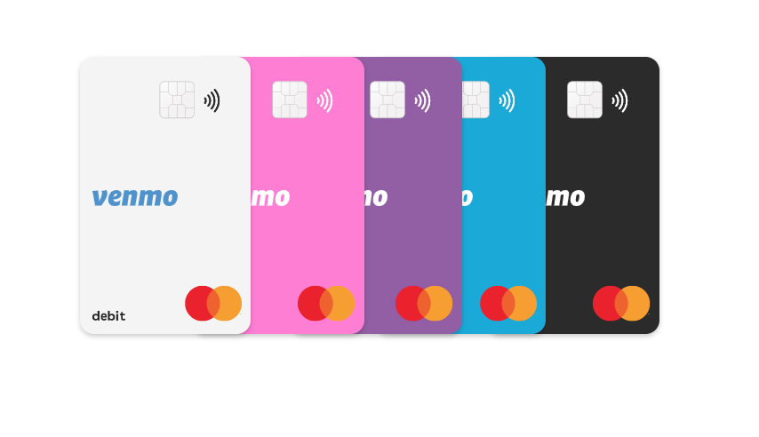 Venmo Debit Card