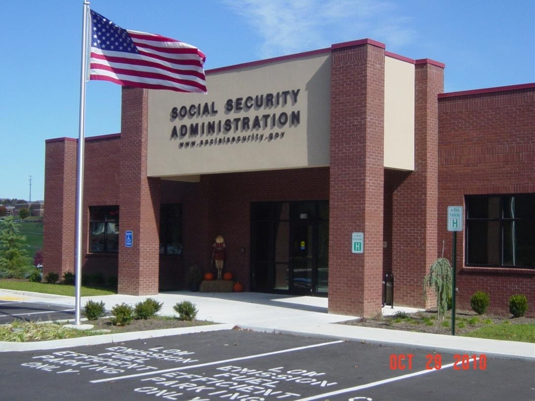 Wytheville Social Security Administration Office