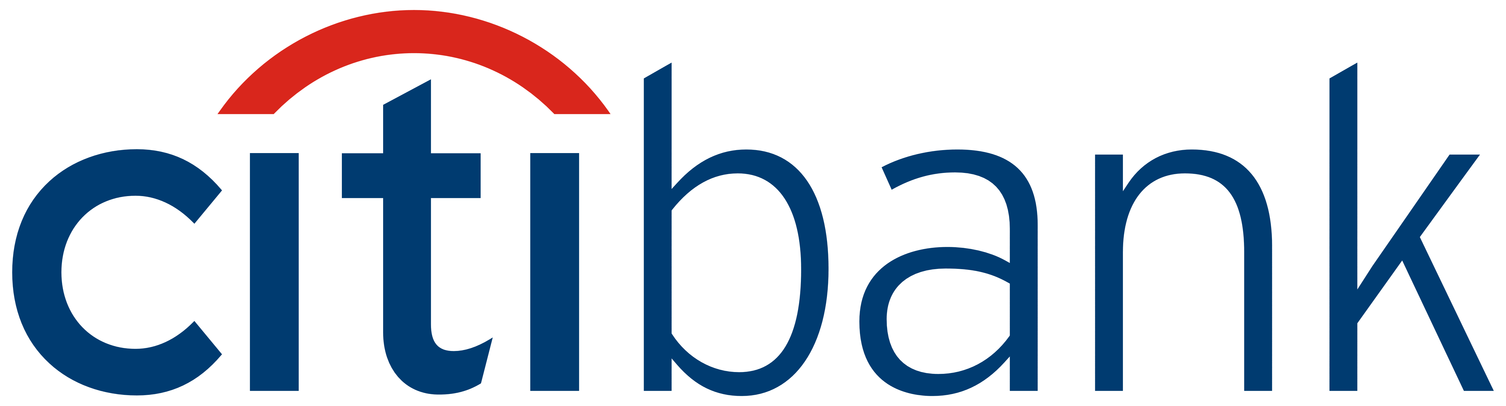 Citibank, Citi – Logos Download