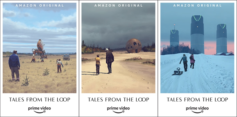 Tales From The Loop' Unveils New Trailer and Key Art For Amazon ...