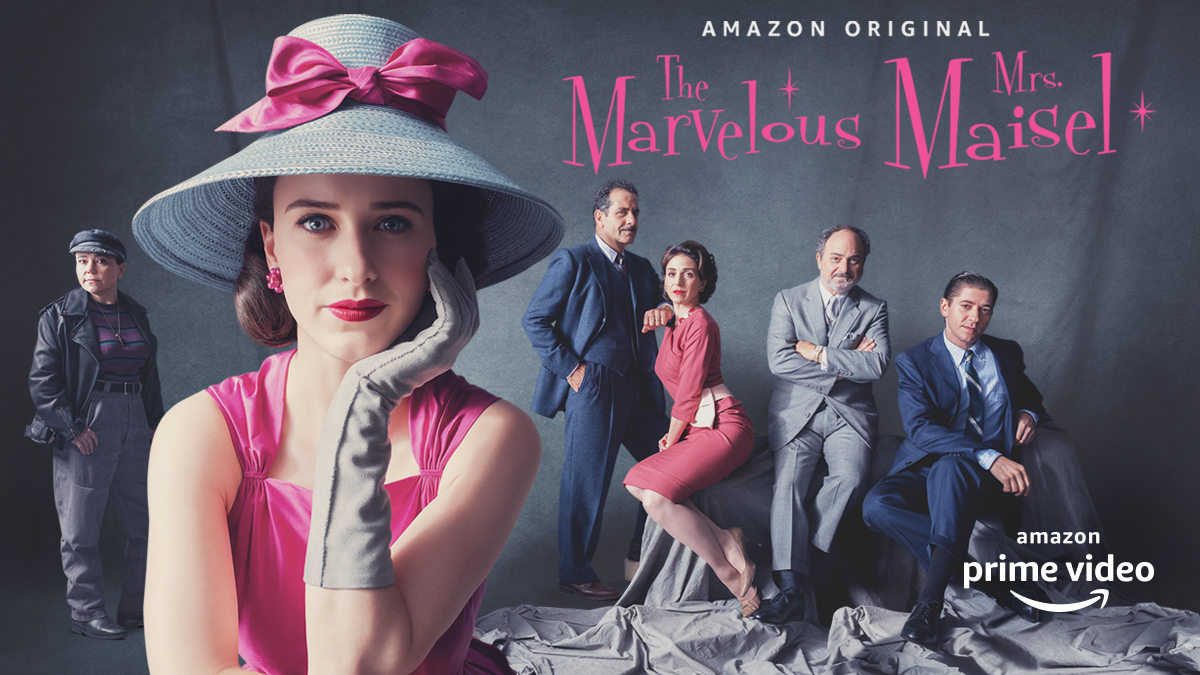 The Marvelous Mrs. Maisel in Green-Wood Cemetery | Rooftop Films