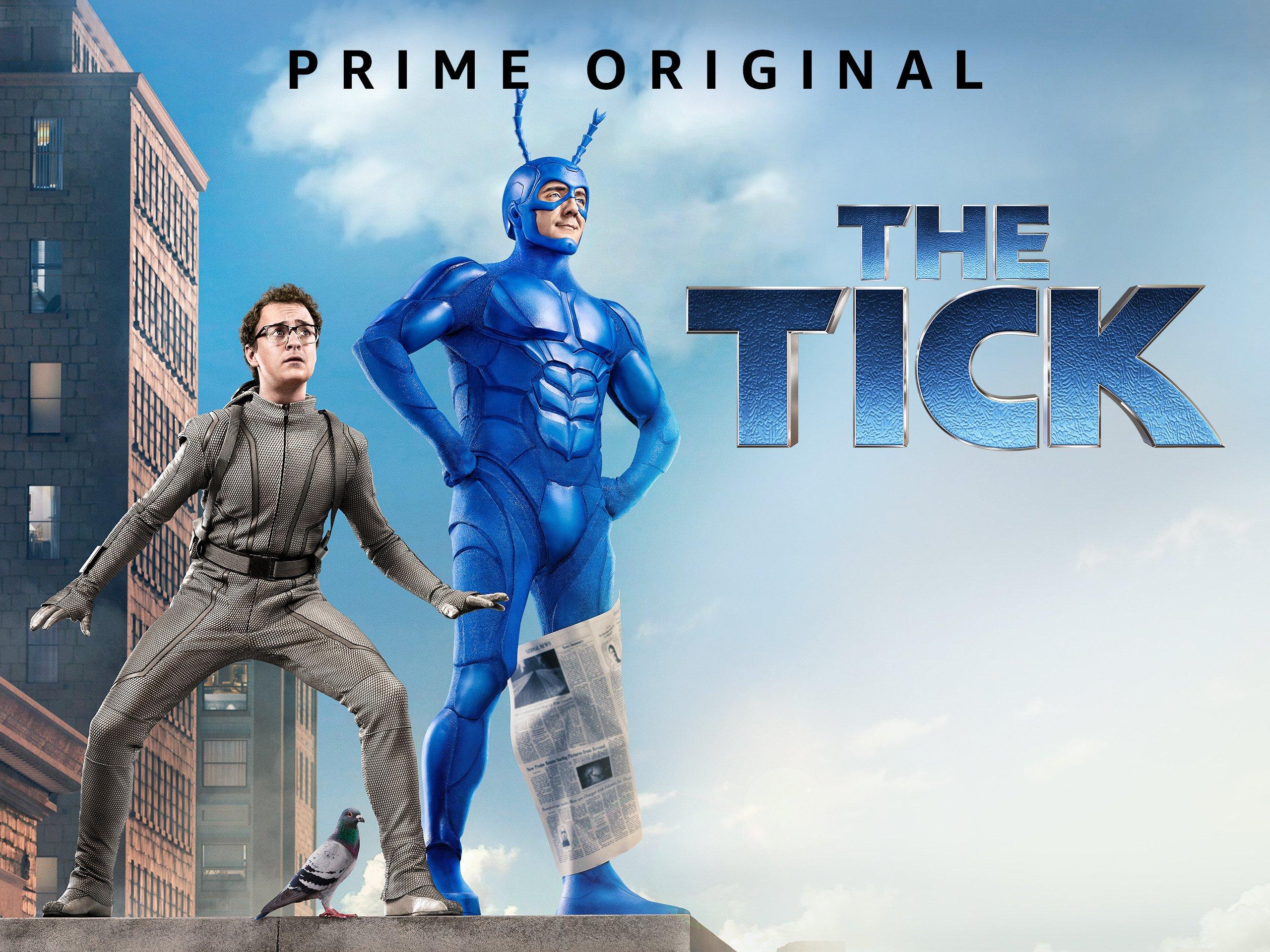 Amazon.com: Watch The Tick | Prime Video