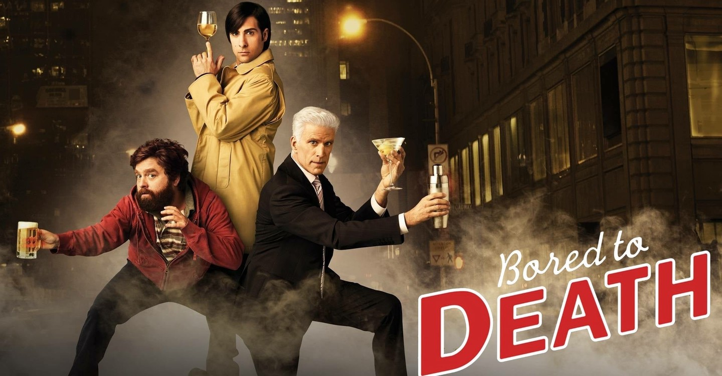 Bored to Death - streaming tv series online