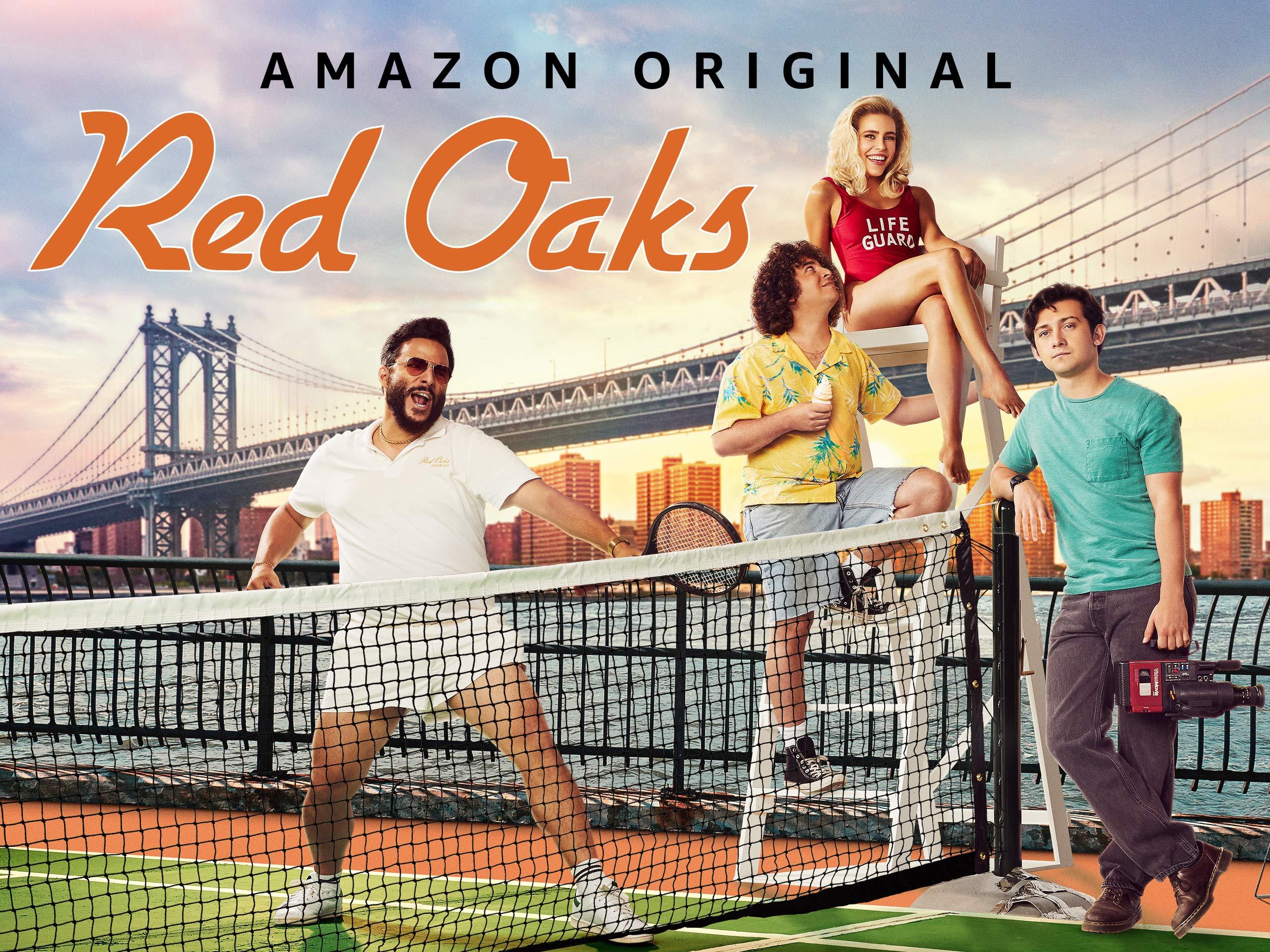 Watch Red Oaks - Season 3 (4K UHD) | Prime Video