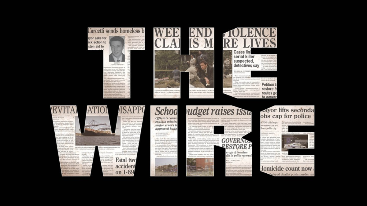The Wire - Official Website for the HBO Series