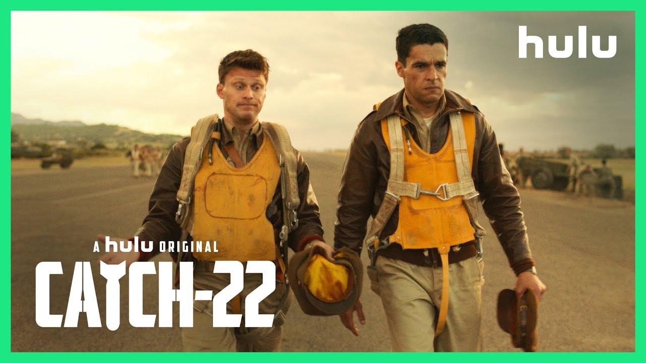 Catch-22 Trailer (Official) • A Hulu Original - YouTube