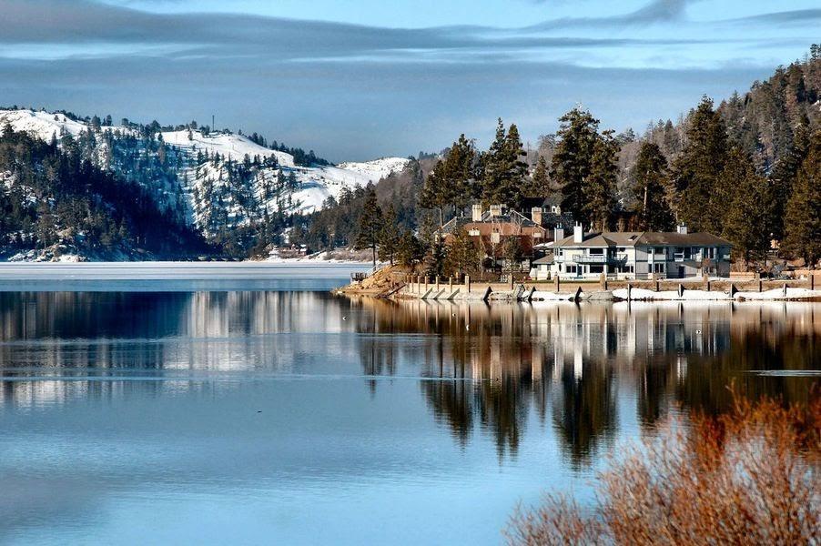 Big Bear Lake大熊湖
