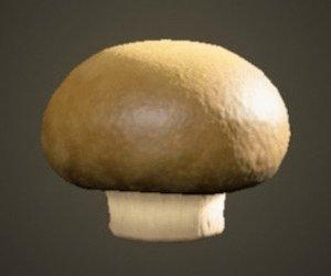 Mushroom Low Stool