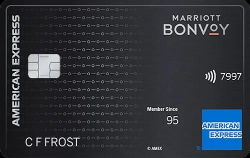 AmEx Marriott Bonvoy Brilliant