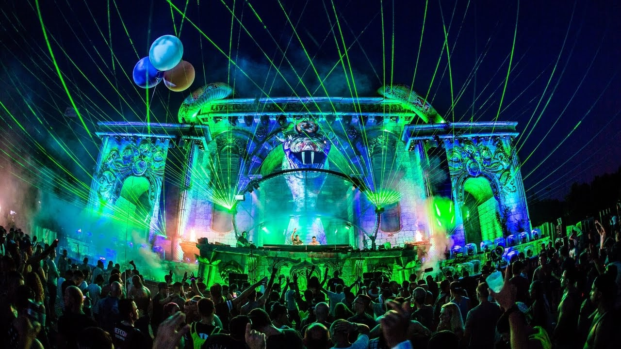 Nocturnal Tomorrowland