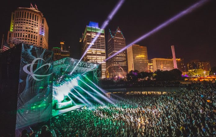 Movement Electronic Music Festival