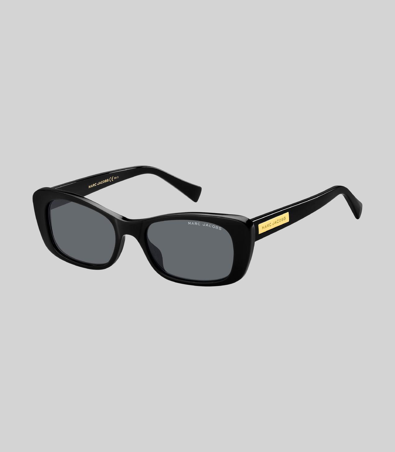 Marc Jacobs墨镜 Signature Plaque Glasses