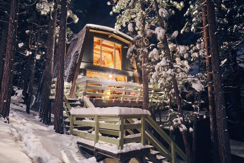 Big Bear Treehouse