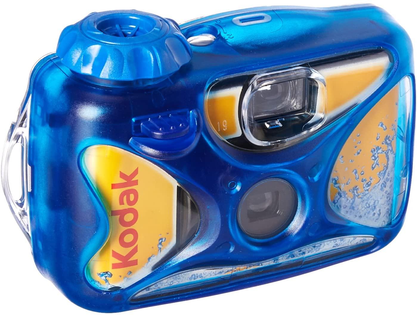 Kodak 一次性水下胶片机