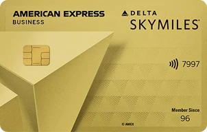 AmEx Gold Delta Skymiles