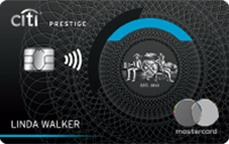 Citi Prestige(R) Credit Card