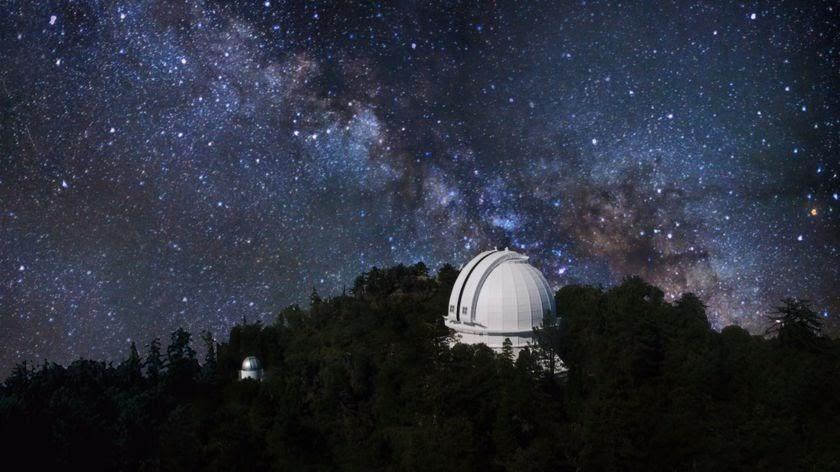 Mount Wilson Observatory 威尔逊天文台