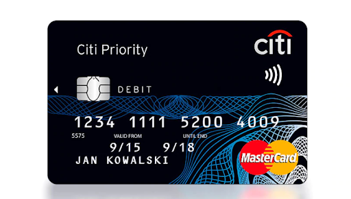 Citi Priority Package