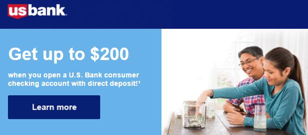 US Bank Checking