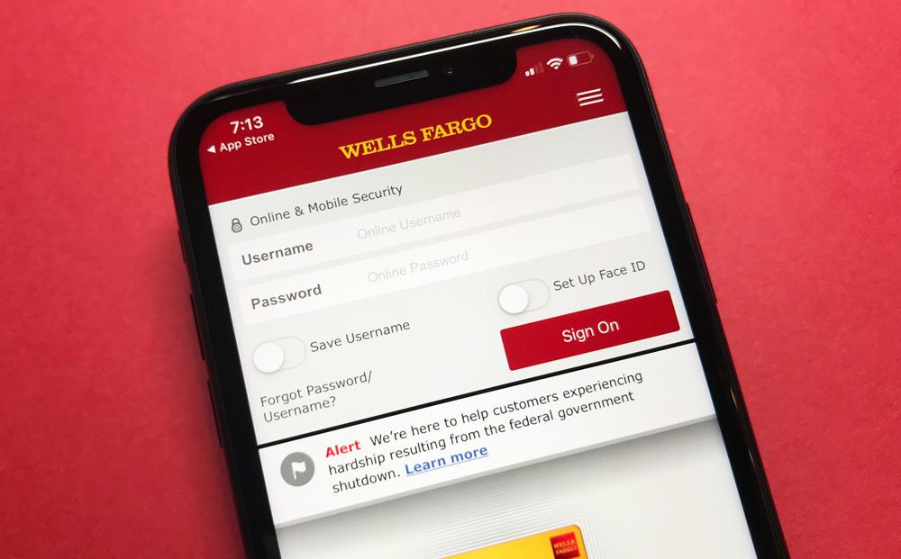 Wells Fargo Everyday Checking