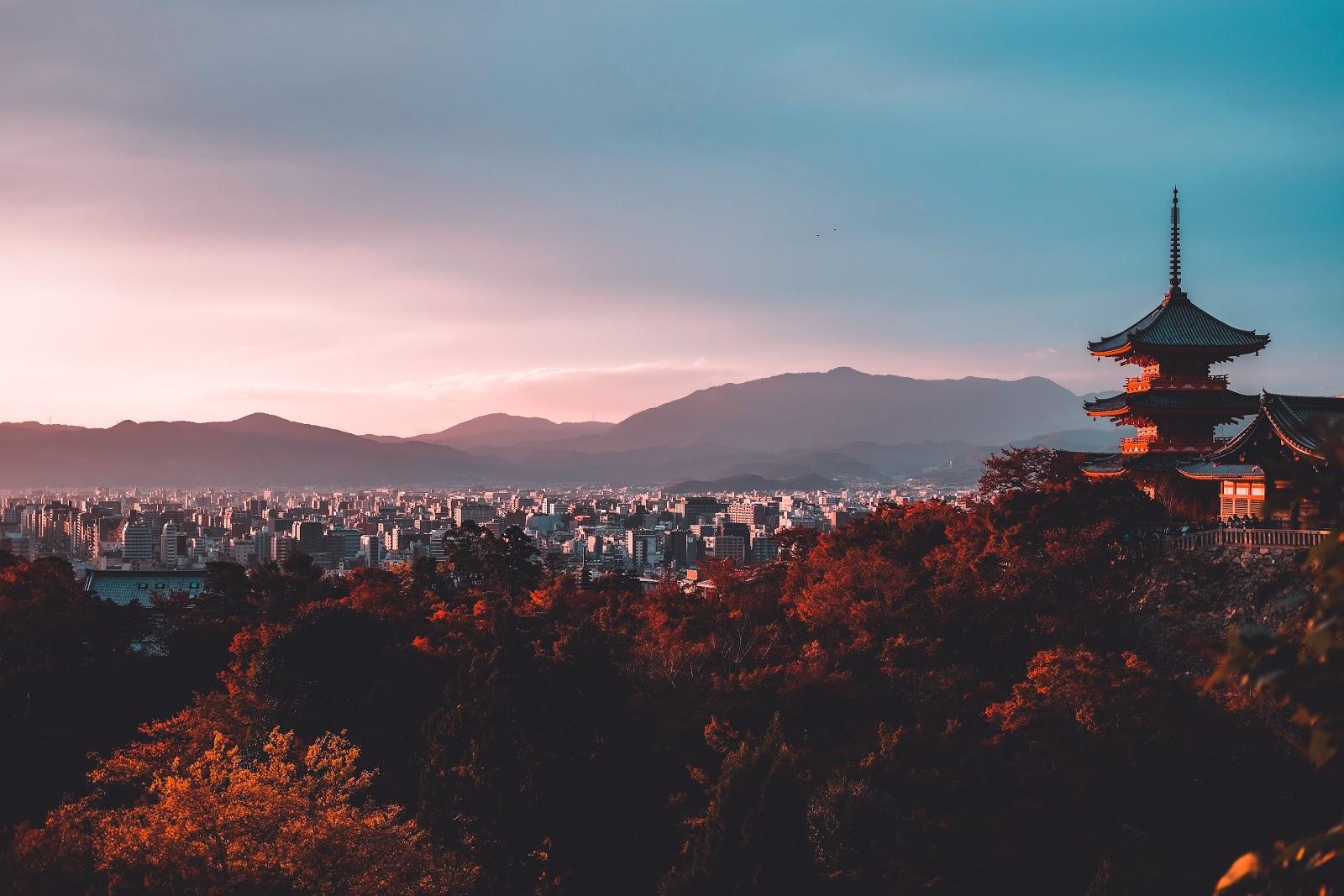 Adventure Across Japan
