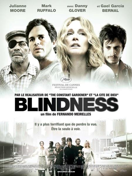 盲流感 Blindness
