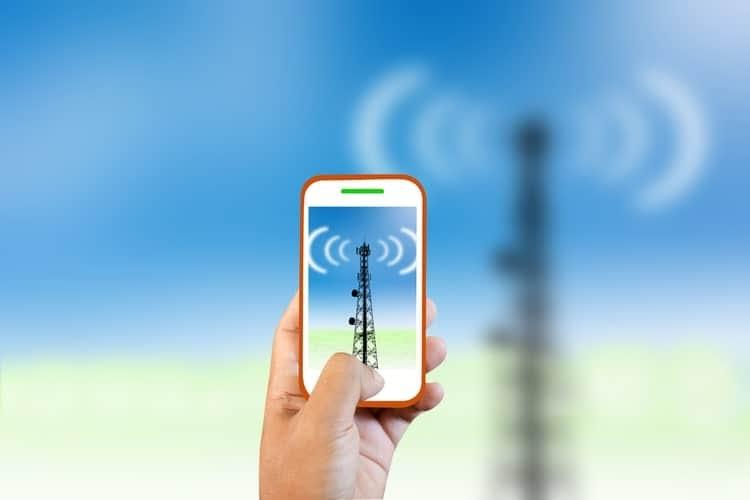 电信运营商信号