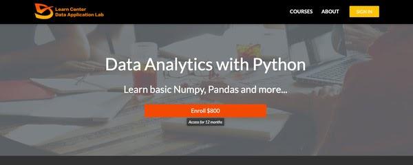 使用Python入门数据分析