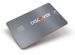 Display product reviews for Discover it Secured