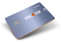 Display product reviews for Discover it Business Card