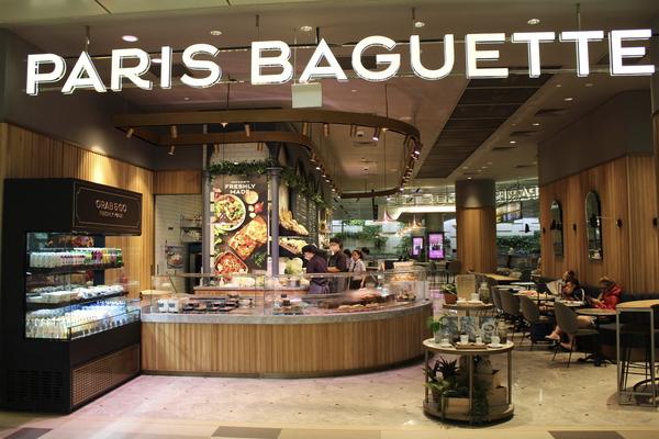 巴黎贝甜 Paris Baguette
