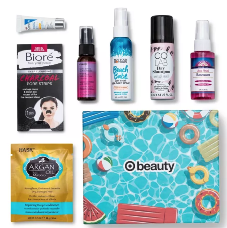 May 2020 Target Beauty Boxes