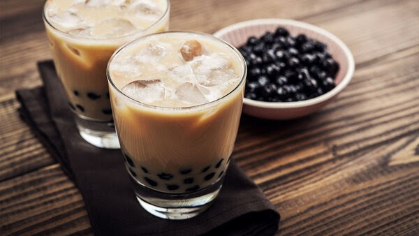 boba milk tea